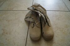 NEW Desert Tan Color Boots Size 2 Vibram Hot Weather US Military Issue