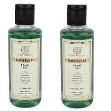 Khadi Tulsi Oil Holy Basil Hair oil 210 ml x 2 bottle