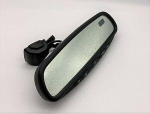 OEM 03-08 Infiniti FX35 FX45 M35 M45 G35 Front Interior Rear View Mirror Black
