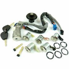 Citroen Berlingo Peugeot Partner Front Rear Door Lock Ignition Barrel Set 2 Keys