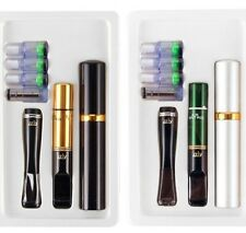 Washable Reduce Tar Clean Cigarette Filter Tobacco Pipe Smoking Holder Tool