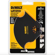 Dewalt Oscillating Multi Material Tool Blade Cutter Cutting Universal No Adapter