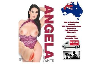 Pornstar Stroker Series Angela White Pussy Stroker Male Masturbation Aust. Stock