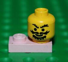 LEGO ® 6056 rail de guidage Noir Château torführung pilier avec rainure 6087 6097 r953