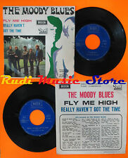 LP 45 7'' THE MOODY BLUES Fly me high Really haven't 1970 italy DECCA cd mc dvd*