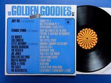 VARIOUS ARTISTS 16 GOLDEN GOODIES NO.2 roulette A1BB1B Lp EX