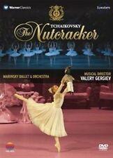 TCHAIKOVSKY The Nutcracker DVD NEW Mariinsky Ballet & Orchestra Gergiev NTSC ALL