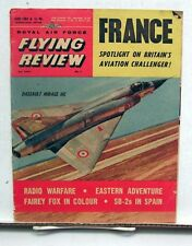 June 1963 ROYAL AIR FORCE FLYING REVIEW Magazine