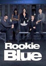 Rookie Blue The Final Season - 3 Disc Set (region 1 DVD Good) 74195279109