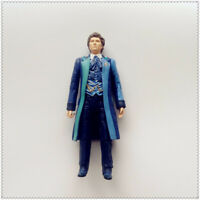 """Doctor Dr Who the 6th Dr Colin Baker Action figure OLD  5"""" #g4"""