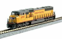 KATO 1767607 N Scale EMD SD70M Flat Radiator Union Pacific Rd #4000 176-7607