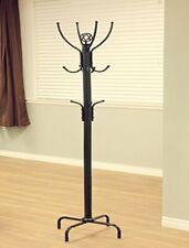 12 Hooks 73 Inch Premium Metal Tree Coat Rack Hanger Free Stand 00002000 ing Floor New