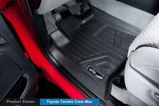 Maxliner 2007-2011 Toyota Tundra Crew Cab Floor Mat Complete Set Black