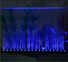 "Blue Led for 30"" Aquarium Fish Tank Underwater Submersible Air Bubble Light"