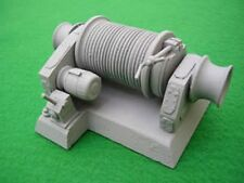 Large Electric Cargo Winch..   Model Boat Fittings.