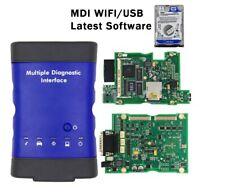 MDI For GM V2019.04 MDI Diagnostic Interface OBD2 WIFI USB Scanner OBD Free DHL