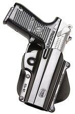 Fobus RU-97 Paddle Holster Halfer Ruger P85/P93/P94/P97, Taurus 24/7 .40 cal 9mm