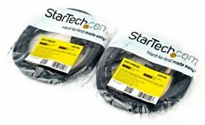 New listing 2StarTech Dvidsmm10 M/M 10' 19-Pin Dvi-D Single Link Digital Video Monitor Cable