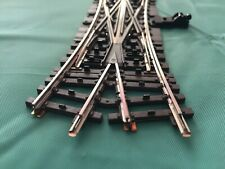 1 piece Maerklin K-Track H0 -2260- double cross Turnouts,  with MANUAL drive.