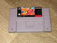 The Great Circus Mystery Mickey Super Nintendo Snes Cleaned & Tested Authentic