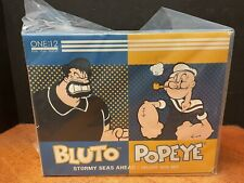 Mezco One:12 Popeye & Bluto Stormy Seas Ahead Deluxe Box Set EM7213