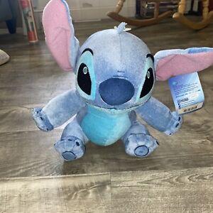 """Disney Lilo & Stitch 11"""" inches Soft Plush New w/tag Licensed"""