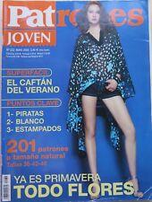 Revista Magazine n 232 PATRONES JOVEN  sewing sew