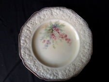 Crown Ducal. Florentine. Picardy. Dinner Plate. Made In England.