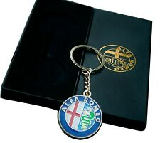 Alfa Romeo Keyring