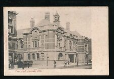 London LAVENDER HILL Town Hall used 1907 PPC
