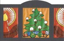 Décorations de table de Noël multicolores sans marque pour la maison