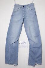 Levi's engineered 784 jeans usato (Cod.J122) Tg.42 W28 L34 vintage jeans