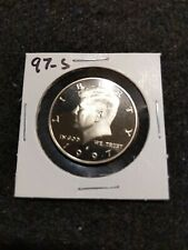 1997-S US PROOF KENNEDY HALF DOLLAR FROM US PROOF SET