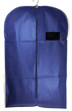 """GoalWinners 40"""" Suit Cover Bags Breathable Zipped Long Dress Cover Bag - 5 Pack"""