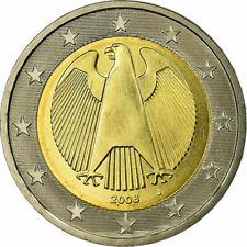 [#731214] République fédérale allemande, 2 Euro, 2008, SPL, Bi-Metallic