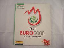 Panini Euro 2008 Austria Switzerland Sticker Album empty