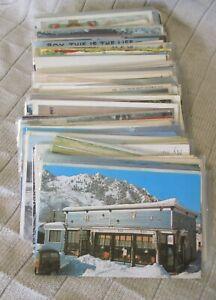 Estate Sale ~ Large Lot of 200+ Vintage Postcards