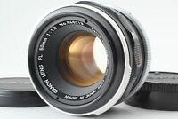 [EXC+5] CANON LENS FL 50mm f/1.8 MF Standard Lens from Japan