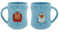 Disney Sebastian & Scuttle Coffee Mug Cup Set Dynamic Duos The Little Mermaid