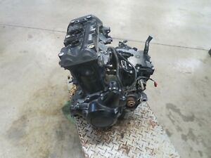 EB645 2014 14 TRIUMPH TIGER 800XC ENGINE MOTOR UNTESTED