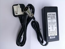 Battery Charger 36V 2A for Ebike, 42V max output, Lithium LiPo Battery, XLR 3pin