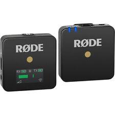 Rode Wireless GO Compact Digital Wireless Microphone System (2.4 GHz)