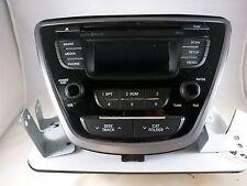 2013 13 Hyundai Elantra OEM Radio Player AM FM MP3 XM Bluetooth 96170-3X165RA5