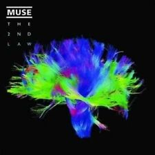 Muse - The 2nd Law Vinyl Lp2 WMI NEU