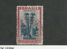 Brazil, Postage Stamp, #449 Used, 1937, Jfz