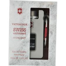 Swiss Army Snowpower by Victorinox EDT Spray 1 oz