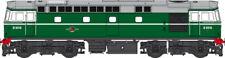 Heljan Class 33/0 D6516 in Early BR green 3415 - Free Shipping