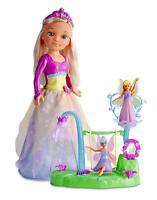 Nancy Princesa de las Hadas Muñeca Interactiva Incluye 2 Hadas interactivas