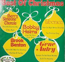 Best of Christmas  Mistletoe Records  LP
