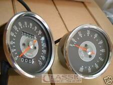 Triumph T120 TR6 Speedo and Rev Counter 1967-1969